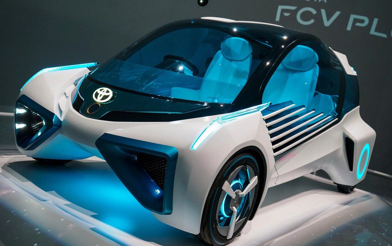 トヨタ自動車が開発するEV